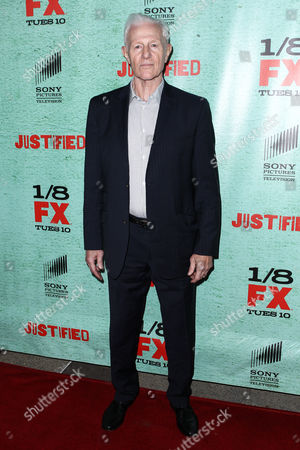 Editorial image of FX's 'Justified' Season 4 premiere, Los Angeles, America - 05 Jan 2013