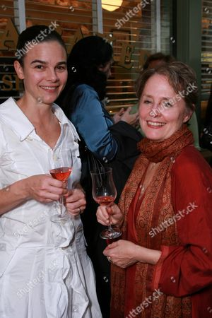 Suzanne Goin and Alice Waters