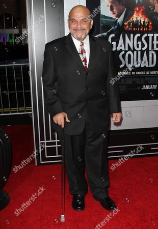 Editorial photo of 'Gangster Squad' film premiere, Los Angeles, America - 07 Jan 2013