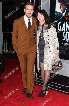 Editorial image of 'Gangster Squad' film premiere, Los Angeles, America - 07 Jan 2013