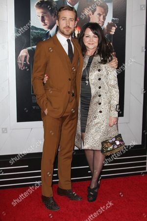Editorial picture of 'Gangster Squad' film premiere, Los Angeles, America - 07 Jan 2013