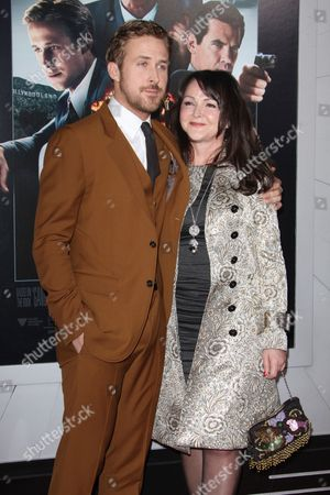 Ryan Gosling and mother Donna Gosling