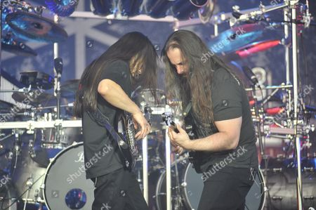 John Petrucci John Myung