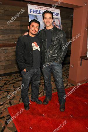 Editorial photo of 'Freeloaders' film premiere, Los Angeles, America - 07 Jan 2013