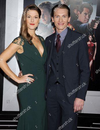 Abigail Carpenter and James Hebert