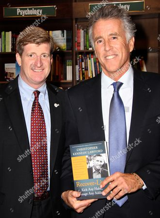 Patrick Kennedy, Christopher Kennedy Lawford