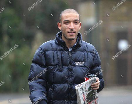 Stock Image of Co-defendant Kieran Vassell