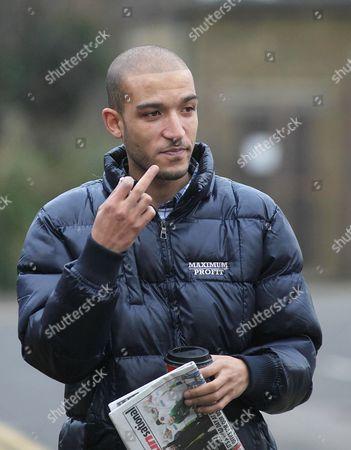 Stock Picture of Co-defendant Kieran Vassell