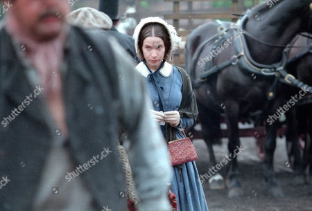 Stock Picture of Juliet Cowan as Joanna Franks