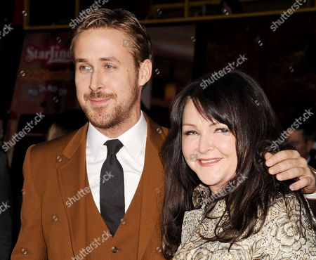 Ryan Gosling and Donna Gosling