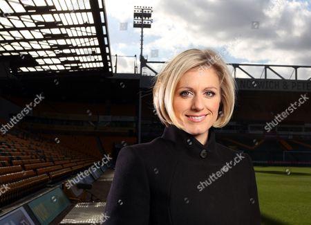 Stock Photo of Rebecca Lowe
