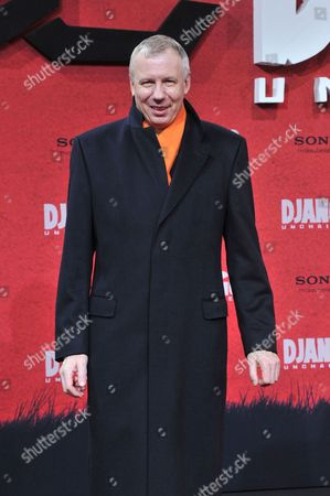 Editorial picture of 'Django Unchained' film premiere at the CineStar Sony Center in Berlin, Germany - 08 Jan 2013