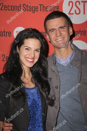 Shirley Rumierk and Armando Riesco
