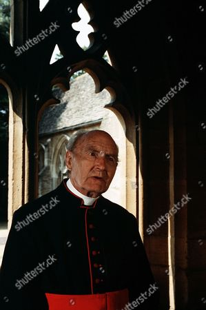 Stock Photo of Maurice Denham as Lance Mandeville