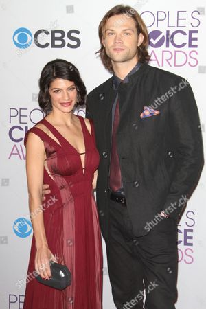 Genevieve Padalecki and Jared Padalecki