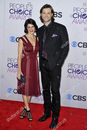 Jared Padalecki & wife Genevieve Padalecki