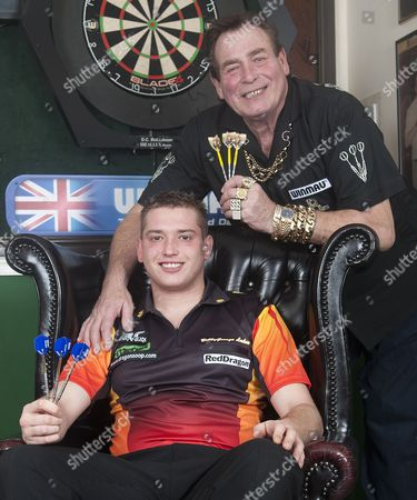 Bobby George and son Richie George