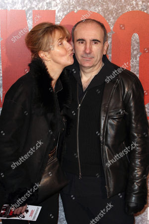 Stock Picture of Sylvie Bourgeois, Philippe Harel