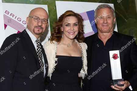Editorial photo of 2013 June Briggs Awards, New York, America - 08 Jan 2013