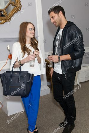 Editorial picture of 'Very First To' Event, No 5 Cavendish Square, London, Britain - 09 Jan 2013