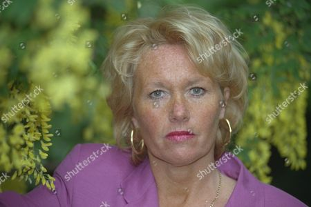 Carole Mallon Wife Of Suspended Middlesbrough Police Chief Ray Mallon Pictured At Her Home In Stockton-on-tees Today And In Surrounding Country..........see Sarah Chalmers Copy.