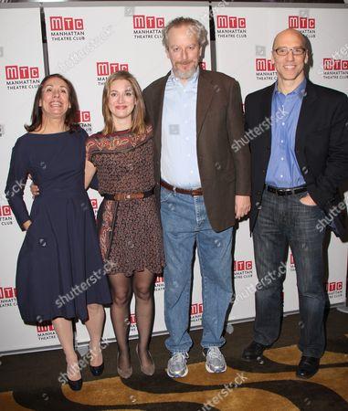 Stock Picture of Laurie Metcalf, Zoe Perry, Daniel Stern, John Schiappa