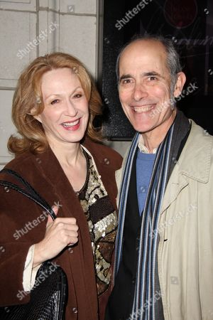 Jan Maxwell and guest