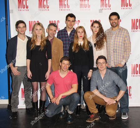 Editorial image of 'Really Really' Photo Call With Cast and Creative Team, New York, America - 10 Jan 2013