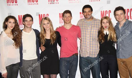 Editorial picture of 'Really Really' Photo Call With Cast and Creative Team, New York, America - 10 Jan 2013