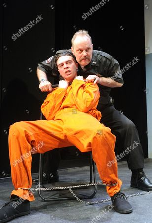 'American Justice' - David Schaal as Herb and Ryan Gage as Lee Fenton