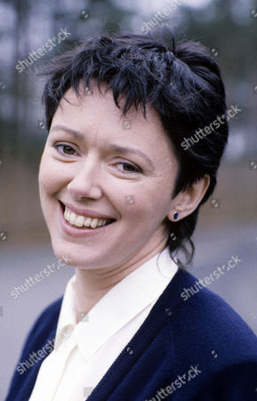 Stock Image of Mary Jo Randle as Detective Sergeant Maitland