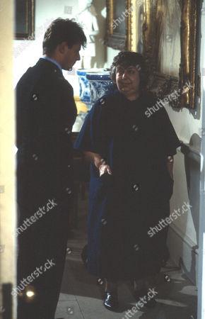 Patsy Byrne as Mrs Maltby