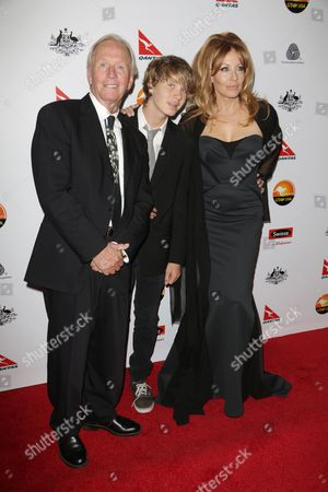 Editorial picture of G'Day USA Black Tie Gala, Los Angeles, America - 12 Jan 2013