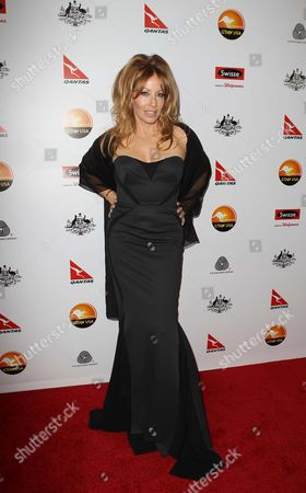 Editorial photo of G'Day USA Black Tie Gala, Los Angeles, America - 12 Jan 2013