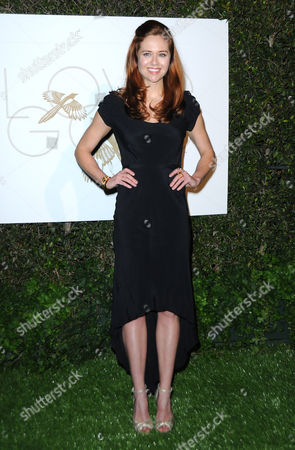 Editorial picture of LoveGold Celebrates 2013 Golden Globe Nominee Julianne Moore in West Hollywood, Los Angeles, America - 12 Jan 2013