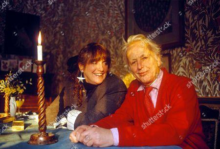 PEREGRINE WORSTHORNE AND LUCINDA LAMBTON