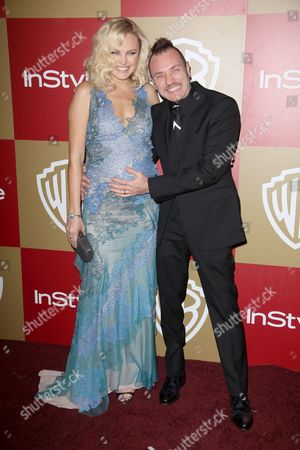 Editorial picture of 70th Annual Golden Globe Awards, Warner Bros and InStyle Party, Los Angeles, America - 13 Jan 2013