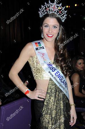 Charlotte Holmes (Miss England 2012)