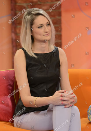 Editorial image of 'Lorraine Live' TV Programme, London, Britain - 14 Jan 2013