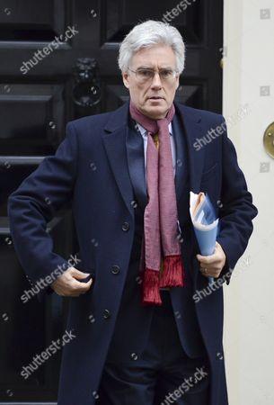 Editorial image of Economy meeting at Downing Street, London, Britain - 14 Jan 2013