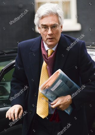 Stock Image of Lord Adair Turner Chairman of the FSA