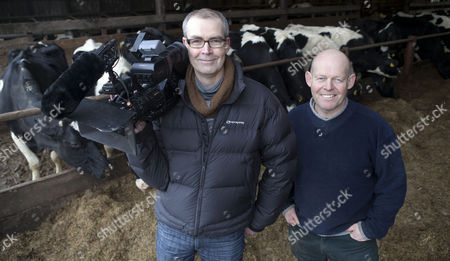 Editorial photo of 'The Moo Man' documentary film, Hailsham, Sussex, Britain - 10 Jan 2013