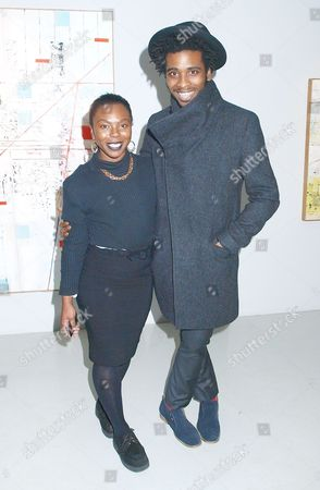 Editorial picture of Love is the Law, Issue 3 Magazine Party held at the Rook and Raven, London, Britain - 11 Jan 2013