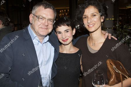 Editorial picture of 'Silence of the Sea' play press night after party, London, Britain - 14 Jan 2013