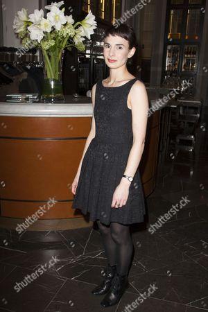 Stock Picture of Simona Bitmate (The Niece)