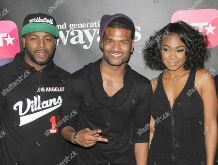 Editorial image of 'Real Husbands of Hollywood' And 'Second Generation Wayans', TV Premiere, New York, America - 14 Jan 2013