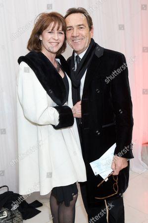 Rosemarie Ford and Robert Lindsay