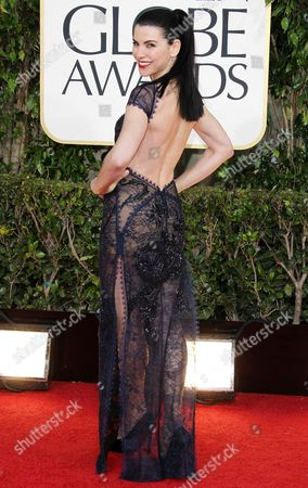 Editorial photo of 70th Annual Golden Globe Awards, Arrivals, Los Angeles, America - 13 Jan 2013
