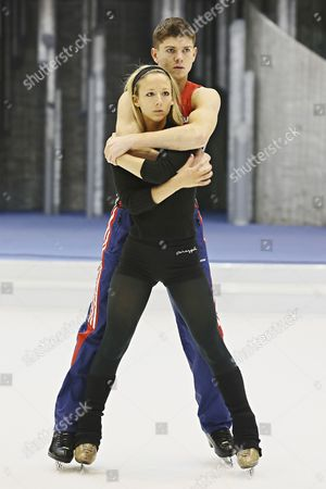 Luke Campbell and Jenna Smith