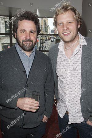 Dominic Dromgoole and Tom Bird